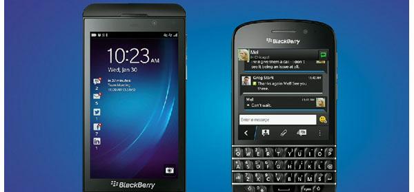 BlackBery Z10 and Z10
