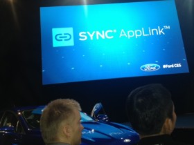Ford Sync CES 13