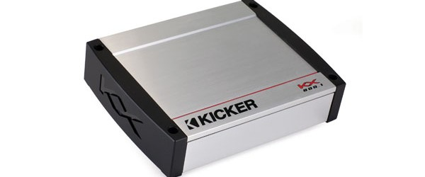 Kicker Intros New KX Compact Amps