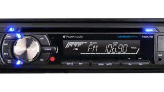 Planet Audio single DIN car radio 2013
