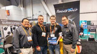 Phoenix Gold award for Underground Auto Styling