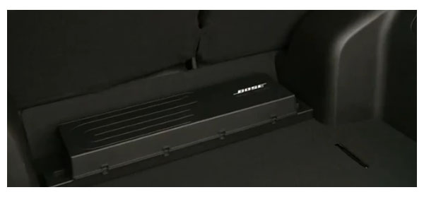 bose announces new low energy car sound system. Black Bedroom Furniture Sets. Home Design Ideas