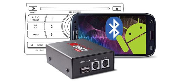 GROM Chrysler Android kit