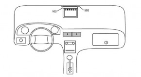 Apple Shows In-Car Tablet Magnetic Kit in Patent Application