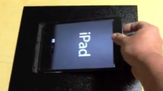 Fifield iPad mount