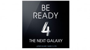 "Samsung S4 to Offer ""Eye Scrolling"": NYT"