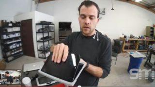 Soundman iPad pan