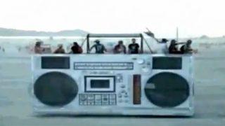 Boombox Bus