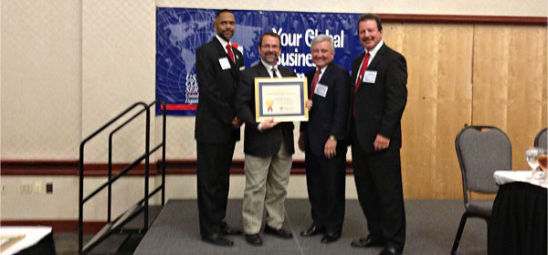 Kicker World Trade Award