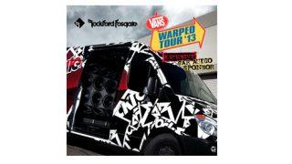 Rockford Vann's Warped Tour 2013