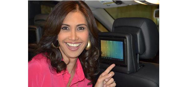 Vizualogic tablet for car