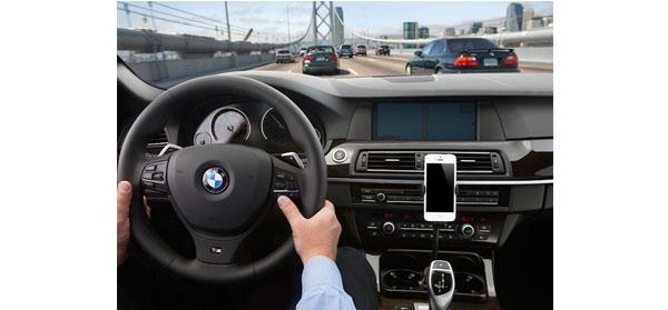 BMW Siri Eyes Free
