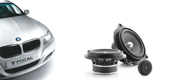 Focal BMW plug and play system