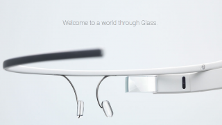 Google Glass in the car