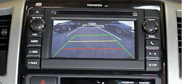 Rs 485 Rj45 Wiring Diagram also 181 further Camera Interface Harness Toyota Tundra also Rostra Announces New Backup Cameras in addition Rola Haul Your Might Truck Bed Rack 179192860. on toyota tacoma audio systems