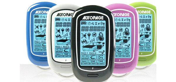 Auto Page RS777