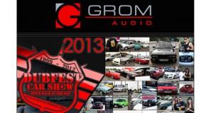 Grom Sponsors DUBFEST Car Show