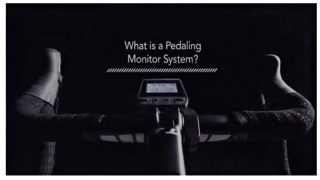 Pioneer pedal monitor