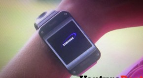 Leaked Preview of Samsung Smartwatch