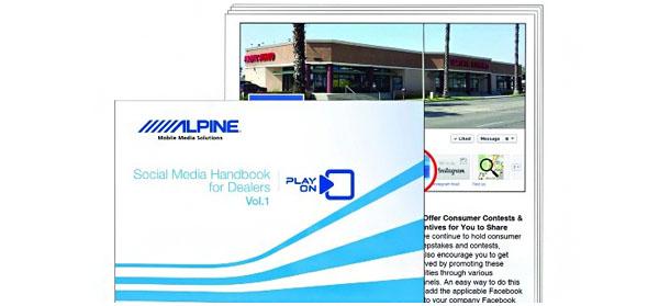 Alpine Facebook handbook