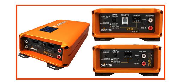 Cadence Xenith Micro Amps