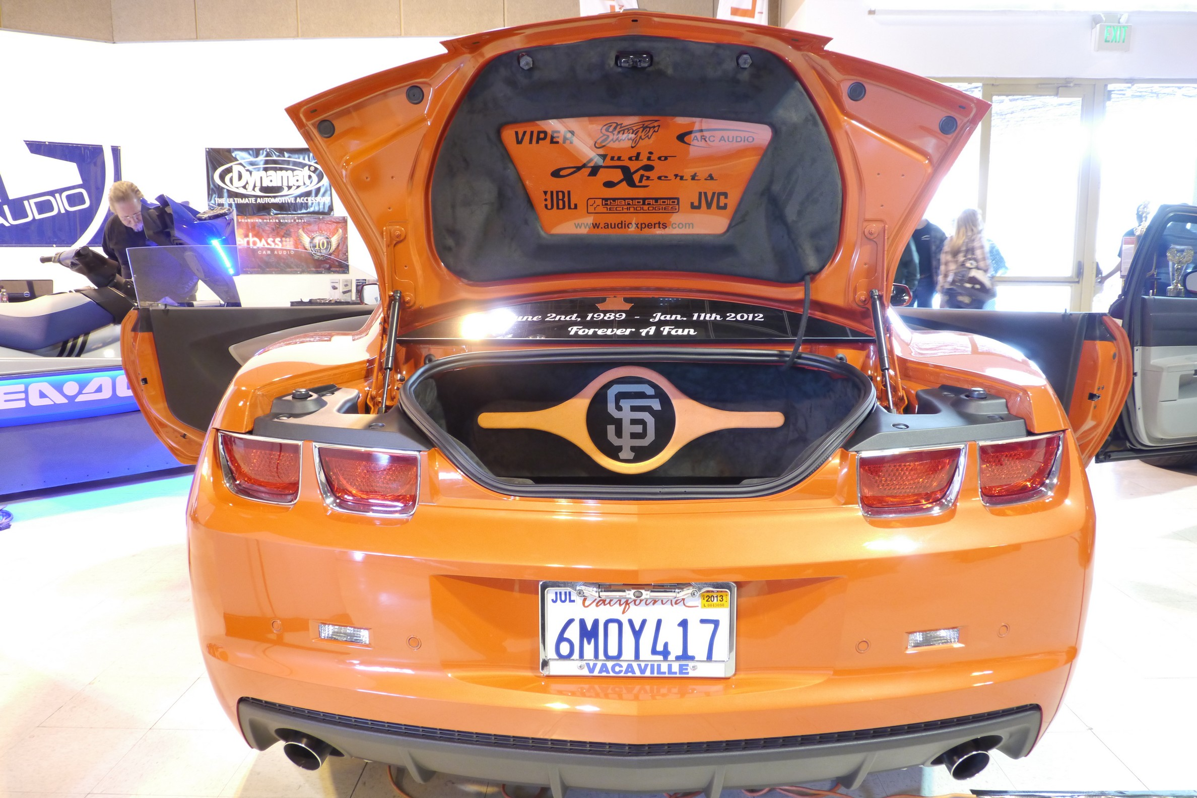 United Car Audio Finals Helps Cancer Research