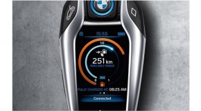 You've Got To See This BMW i8 Key