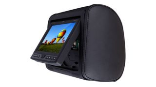 Dual headrest monitor DVH904HD