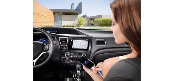 Honda Civic Display Audio