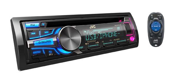 JVC KD-AR755
