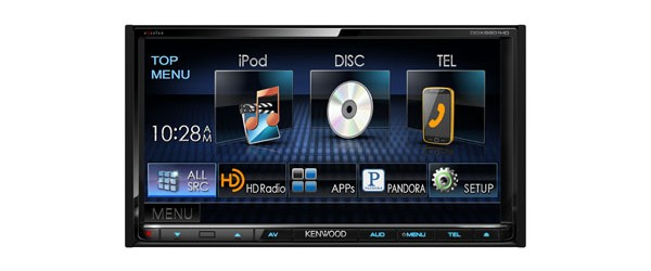 Kenwood Adds HDMI/MHL to Multimedia Receivers