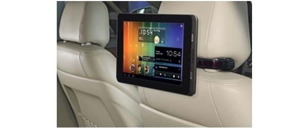 Audiovox Intros eHUB, Car Tablets and Tablet Headrests