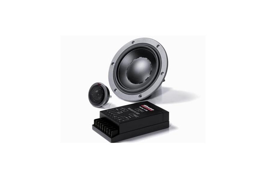 Dynaudio Displays Audiophile Car Audio Components