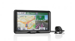 Garmin Debuts Backup Camera With PND; Dash Cam