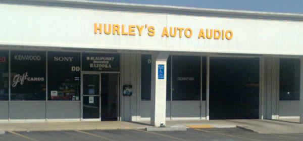 Hurley's Auto Audio