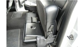 KICKER F150 installed