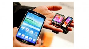 Samsung Debuts New Galaxy S5, Smart Watch, Fitness Band