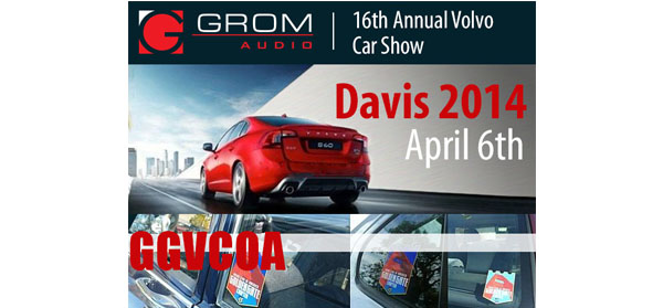Grom at Volvo Show