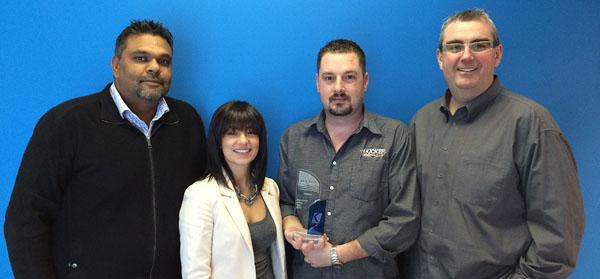 Gem-Sen takes Kicker award