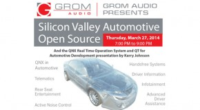 GROM Audio Hosts Automotive Open Source Meeting