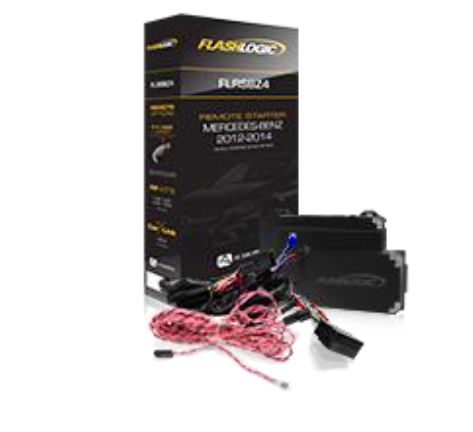 FlashLogic Mercedes remote start