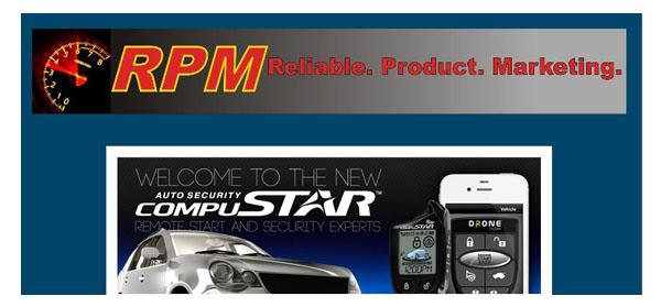 RPM Compustar training
