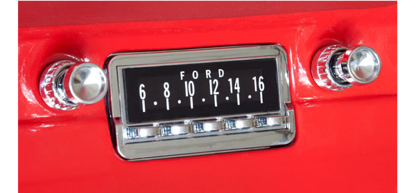 Retrosound Announces Ford Licensing Agreement | ceoutlook.com