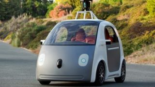 Google Built Car