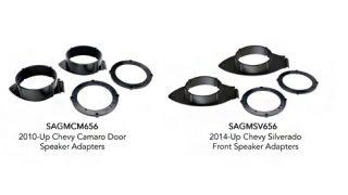 Scosche speaker rings
