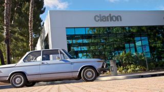 Clarion Builds BMW