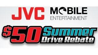 JVC Mobile rebate