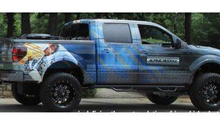 Alpine truck restyle