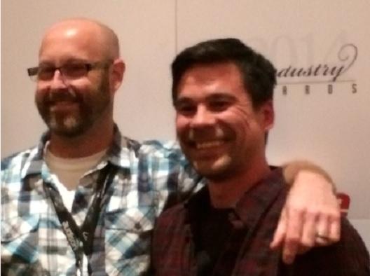 Chris Ott and Tom Miller