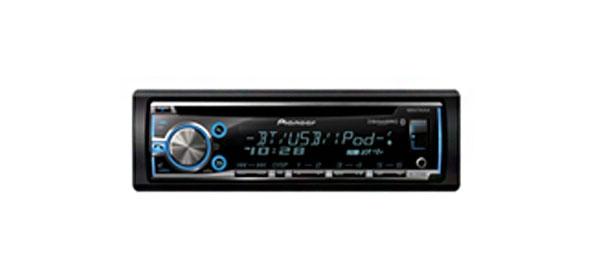 Pioneer 2015 radios
